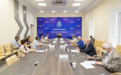 Заседание комиссии по присвоению звания «Край партизанской славы»